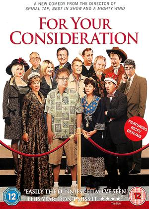 For Your Consideration Online DVD Rental