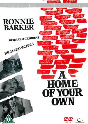 Rent Ronnie Barker: A Home of Your Own Online DVD Rental