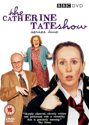 Rent The Catherine Tate Show: Series 2 Online DVD Rental