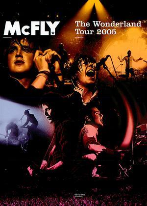 McFly: Wonderland Tour Online DVD Rental