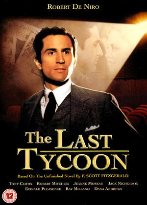The Last Tycoon Online DVD Rental
