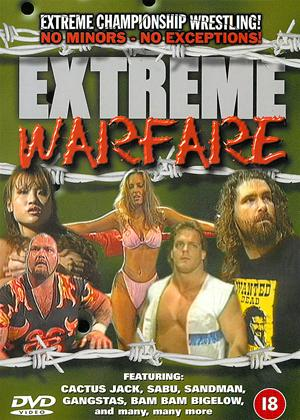 Rent Extreme Championship Wrestling: Extreme Warfare Online DVD Rental