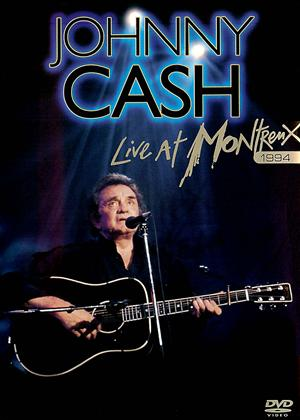 Johnny Cash: Live in Montreux Online DVD Rental