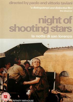 The Night of Shooting Stars Online DVD Rental