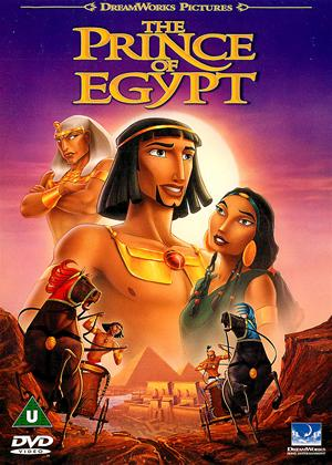 The Prince of Egypt Online DVD Rental