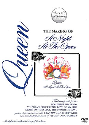 Queen: The Making of a Night at The Opera Online DVD Rental