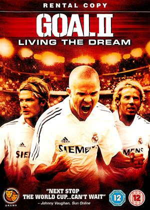 Goal 2: Living the Dream Online DVD Rental