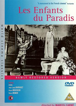 Children of Paradise Online DVD Rental