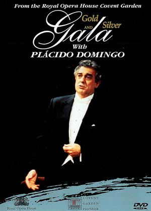 Rent Gold and Silver Gala with Placido Domingo Online DVD Rental