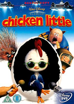 Chicken Little Online DVD Rental