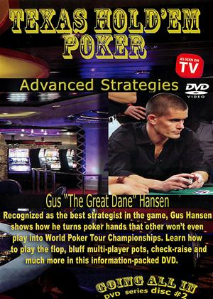 Texas Hold Em Poker: Vol.2: Advanced Strategies Online DVD Rental