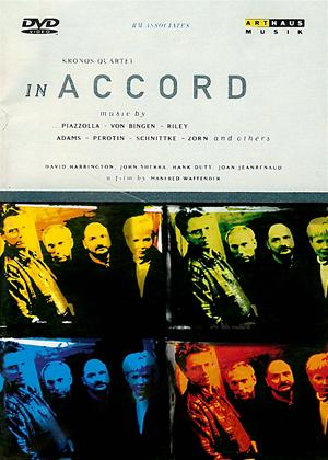 Kronos Quartet: In Accord Online DVD Rental