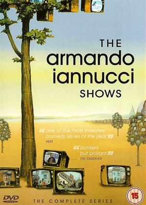 The Armando Iannucci Shows Online DVD Rental
