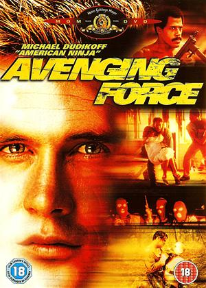Avenging Force Online DVD Rental