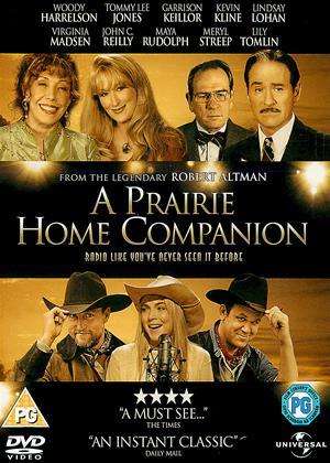 A Prairie Home Companion Online DVD Rental