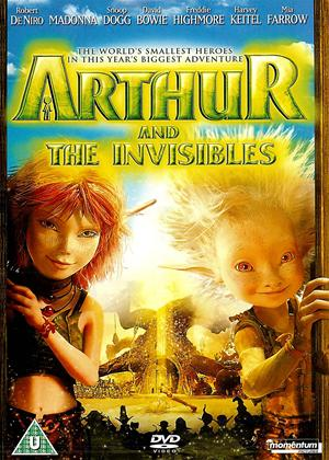 Rent Arthur and the Invisibles Online DVD Rental