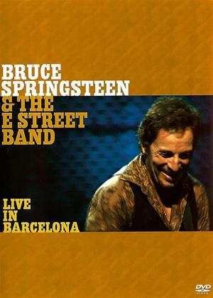 Bruce Springsteen: Live in Barcelona Online DVD Rental