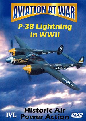 Rent Aviation at War: P-38 Lightning in World War 2 Online DVD Rental