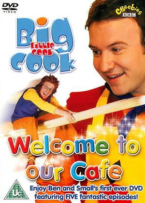 Rent Big Cook Little Cook: Welcome to Our Cafe Online DVD Rental