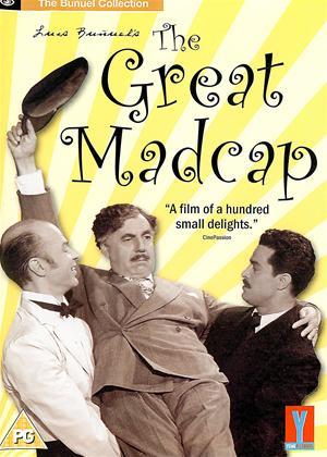 Rent The Great Madcap (aka El Gran Calavera) Online DVD Rental