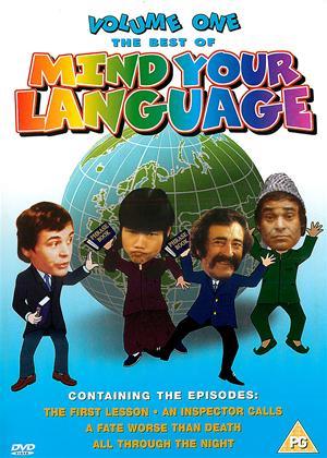 Mind Your Language: The Best Of: Vol.1 Online DVD Rental