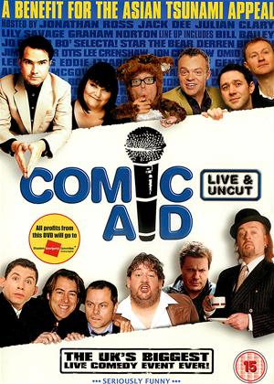 Comic Aid: Live and Uncut: A Benefit for the Asian Tsunami Appeal Online DVD Rental