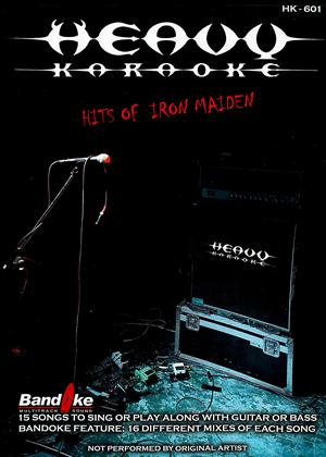 Heavy Karaoke: Hits of Iron Maiden Online DVD Rental