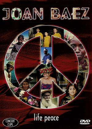 Joan Baez: Life Peace Online DVD Rental