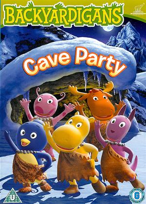 Rent Backyardigans: Cave Party Online DVD Rental