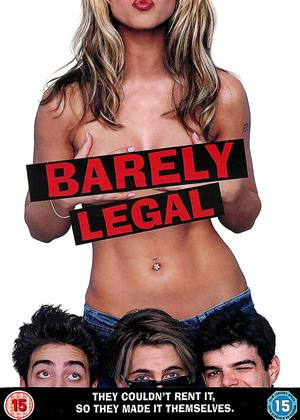 National Lampoon's Barely Legal Online DVD Rental
