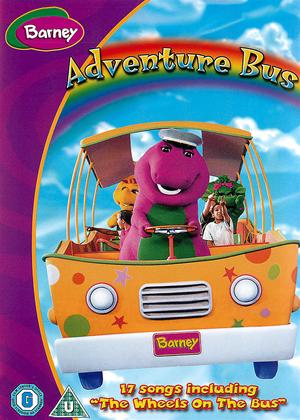 Barney: Adventure Bus Online DVD Rental