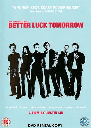 Better Luck Tomorrow Online DVD Rental
