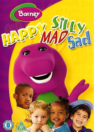 Barney: Happy Mad Silly Sad Online DVD Rental