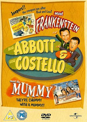 Rent Bud Abbott and Lou Costello: Meet Frankenstein / Meet the Mummy Online DVD Rental
