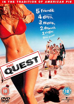 The Quest Online DVD Rental