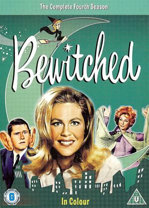 Bewitched: Series 4 Online DVD Rental