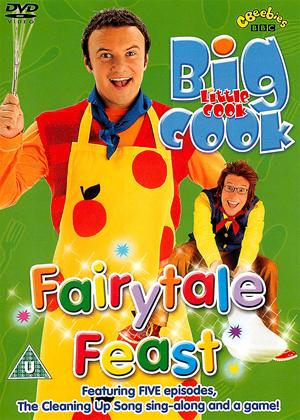 Big Cook, Little Cook: Fairytale Feast Online DVD Rental