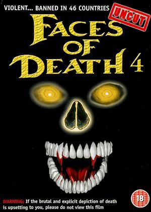 Rent Faces of Death 4 Online DVD Rental