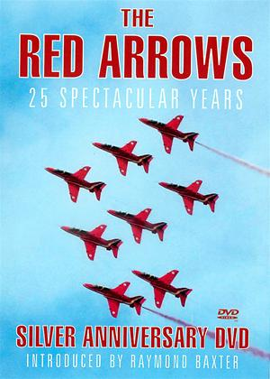 The Red Arrows: 25 Spectacular Years Online DVD Rental