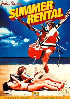 Summer Rental Online DVD Rental