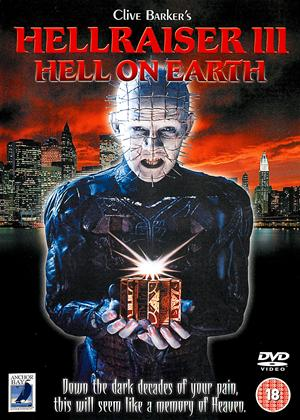 Rent Hellraiser 3: Hell on Earth Online DVD Rental