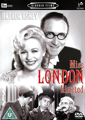 Miss London Ltd Online DVD Rental