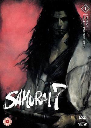 Rent Samurai 7: Vol.1 Online DVD Rental