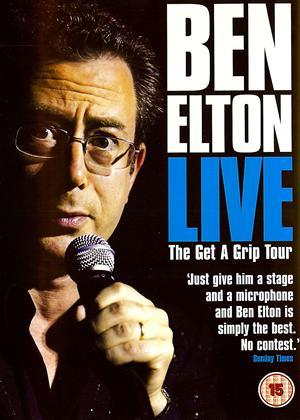 Ben Elton: Live: Get a Grip Online DVD Rental
