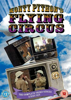 Monty Python's Flying Circus: Series 3 Online DVD Rental