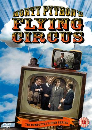Rent Monty Python's Flying Circus: Series 4 Online DVD Rental