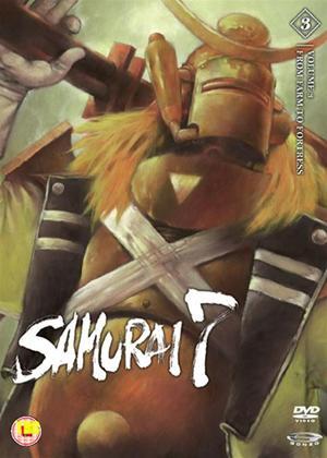 Rent Samurai 7: Vol.3 Online DVD Rental