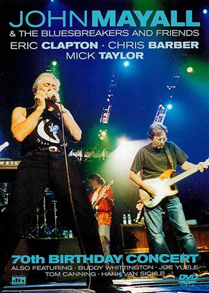 John Mayall: 70th Birthday Concert Online DVD Rental