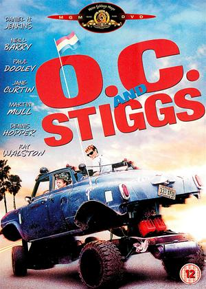 O.C. and Stiggs Online DVD Rental