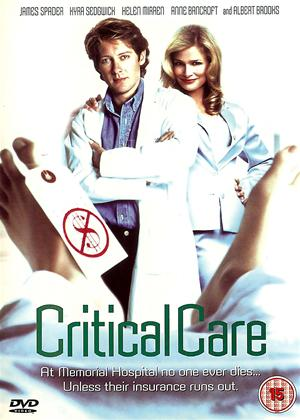 Rent Critical Care Online DVD Rental